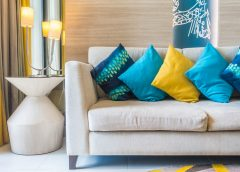 How to choose harmonious colours for home