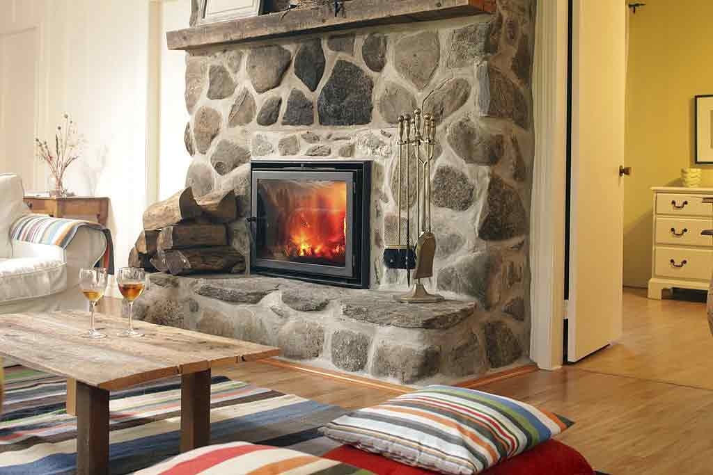 Natural stone is better than artificial to withstand frequent use and weather conditions